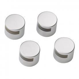 Damixa Serie 48 4 Spiegelhalter chrom