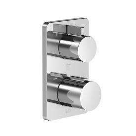 Dornbracht LULU UP-Thermostat mit Mengenregulierung chrom