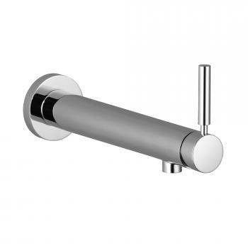 Dornbracht Tara.Logic Waschtisch-Wand-Einhandbatterie Ausladung: 160 mm, chrom