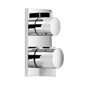 Dornbracht UP-Thermostat mit Mengenregulierung chrom