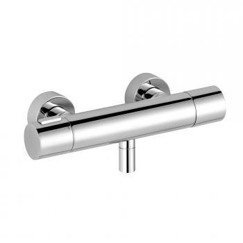 DOVB Brause-Thermostat für Wandmontage chrom