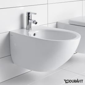 Duravit Architec Wand-Bidet weiß mit WonderGliss