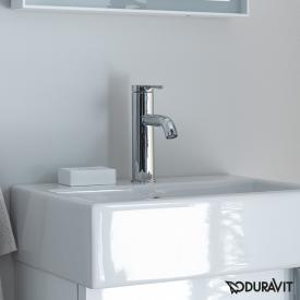 Duravit C.1 Einhebel-Waschtischmischer S chrom, ohne Ablaufgarnitur