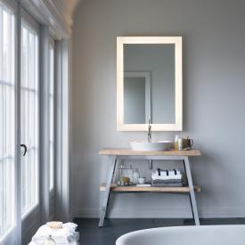 Duravit Cape Cod Spiegel mit LED-Beleuchtung ohne Spiegelheizung
