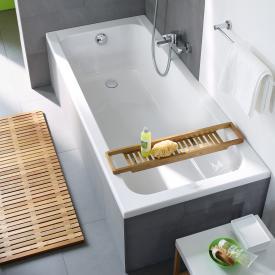 Duravit D-Code Rechteck-Badewanne, Einbau