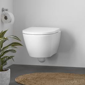 Duravit D-Neo Wand-Tiefspül-WC, rimless weiß