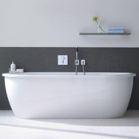 Duravit Darling New Vorwand-Badewanne mit Verkleidung
