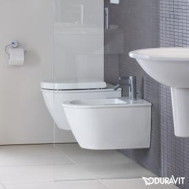 Duravit Darling New Wand-Bidet weiß WonderGliss