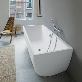 Duravit DuraSquare Vorwand-Badewanne mit Verkleidung
