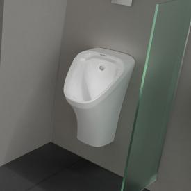 Duravit DuraStyle Urinal weiß mit WonderGliss, Zulauf hinten