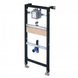Duravit DuraSystem Urinal-Montageelement, H: 114,8 cm, für Unterputzdruckspüler