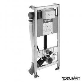 Duravit DuraSystem WC-Element Geruchsabsaugung, Hygienespülung, H: 115 cm