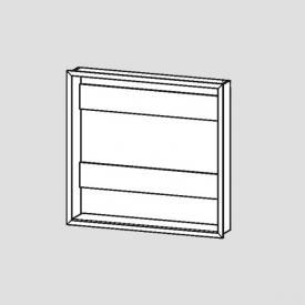 Duravit Einbauset für Unterputz Spiegelschränke Good- und Better-Version
