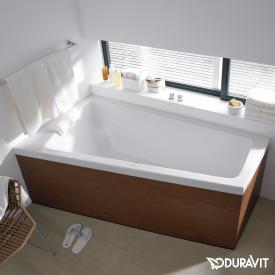 Duravit Paiova Eck-Badewanne, Einbauversion