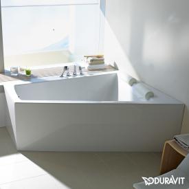 Duravit Paiova Eck-Badewanne mit Verkleidung