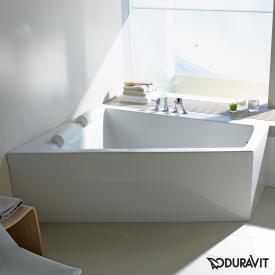 Duravit Paiova Raumspar-Badewanne mit Verkleidung