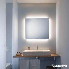 Duravit Spiegel mit indirekter LED-Beleuchtung Best-Version