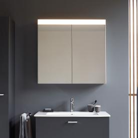 Duravit Spiegelschrank mit LED-Beleuchtung Good-Version