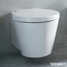 Duravit Starck 1 Wand-Tiefspül-WC weiß, mit WonderGliss
