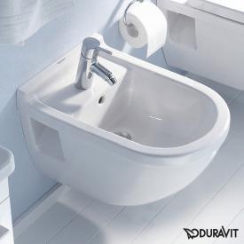 Duravit Starck 3 Wand-Bidet weiß