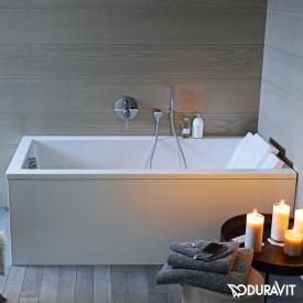 Duravit Starck Rechteck-Badewanne