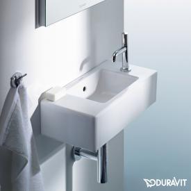 Duravit Vero Handwaschbecken weiß, mit 1 Hahnloch