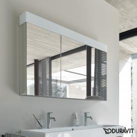 Duravit Vero Spiegelschrank mit LED-Beleuchtung 1 Steckdose