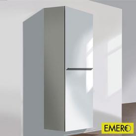 Duravit X-Large Hochschrank mit 1 Tür Front weiß hochglanz / Korpus weiß hochglanz