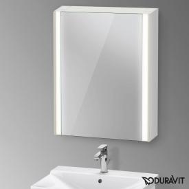 Duravit XViu Spiegelschrank mit LED-Beleuchtung Sensor Version, champagner matt