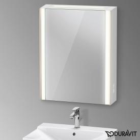 Duravit XViu Spiegelschrank mit LED-Beleuchtung, Icon Version champagner matt