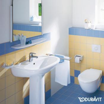 Duravit Duraplus Ablage weiß