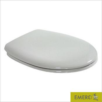 Duravit Duraplus WC-Sitz mit Edelstahlscharnieren weiß, Scharniere edelstahl
