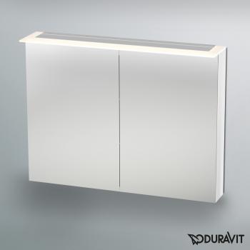 Duravit Happy D.2 LED-Spiegelschrank weiß