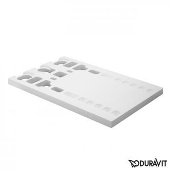 Duravit Stonetto / P3 Comforts Wannenträger