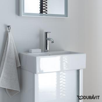 Duravit Vero Air Handwaschbecken weiß,  mit 1 Hahnloch, ungeschliffen, mit Überlauf