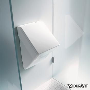 Duravit Vero Urinal weiß mit WonderGliss