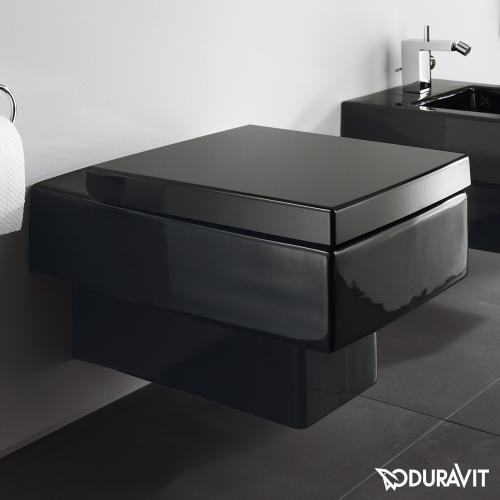 Duravit Vero Wc Sitz : duravit vero wc sitz schwarz mit absenkautomatik soft ~ Watch28wear.com Haus und Dekorationen