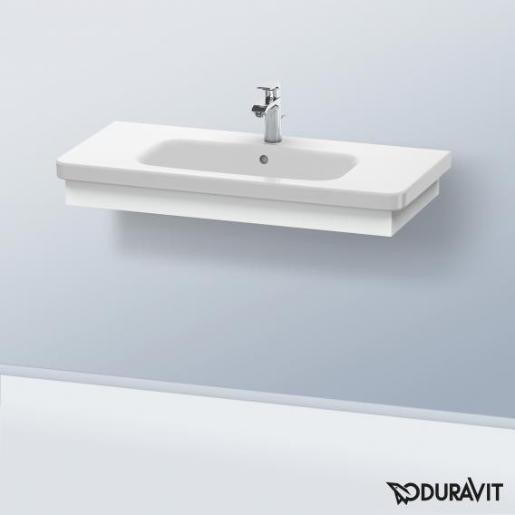 Duravit DuraStyle Waschtischblende weiß matt