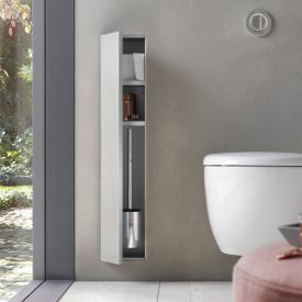 Emco Asis Plus Unterputz-WC-Modul Anschlag links