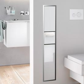 Emco Asis Unterputz-WC-Modul optiwhite/chrom