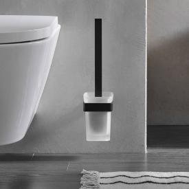 Emco Loft Toilettenbürstengarnitur schwarz