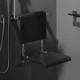 Emco System2 Einhängesitz mit Kunststoffsitzfläche