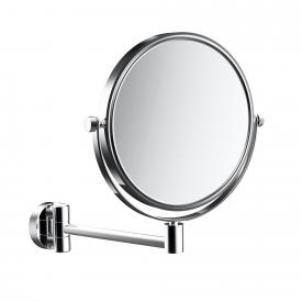 Emco Universal Rasier- und Kosmetikspiegel, Wandmodell chrom