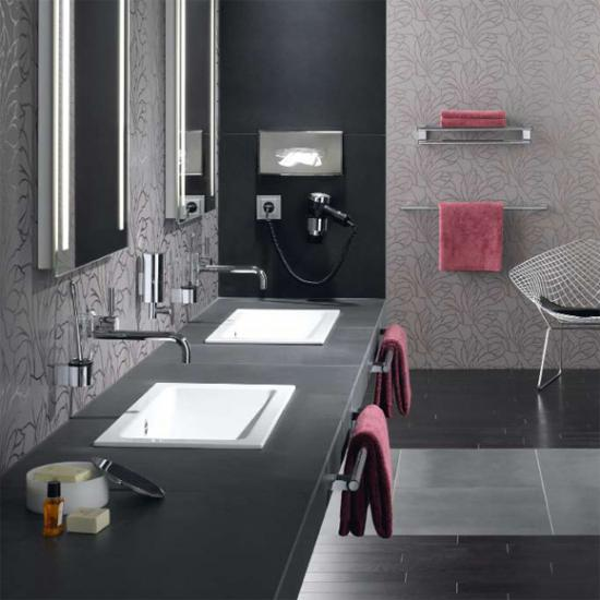 badezimmer schmal. Black Bedroom Furniture Sets. Home Design Ideas