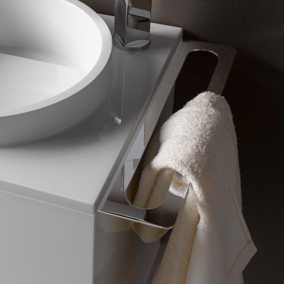 Emco Asis Handtuchhalter für Gäste Waschtisch