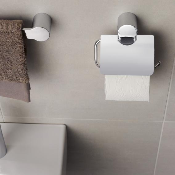 Emco Fino Papierhalter mit Deckel
