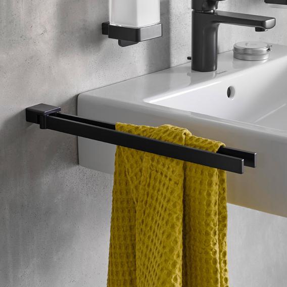 Emco Loft Handtuchhalter schwarz Emero