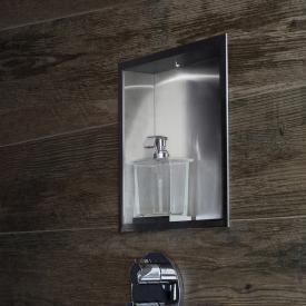 ESS Container mit LED edelstahl