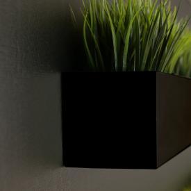ESS Container Shelf BOX Wandregal schwarz