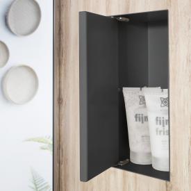 ESS Container T-BOX Wandnische mit 1 Tür, befliesbar anthrazit